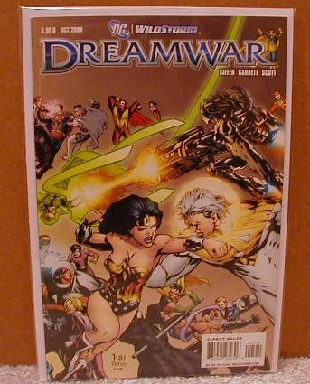 DREAMWAR #5 NM (2008)