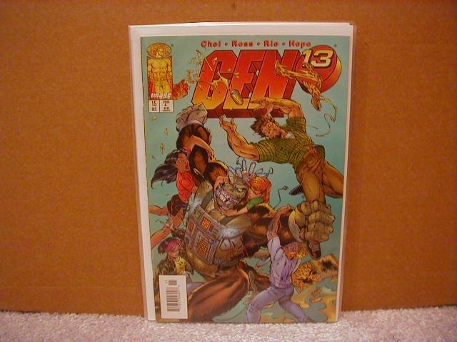 GEN 13  #15 FN (1995)
