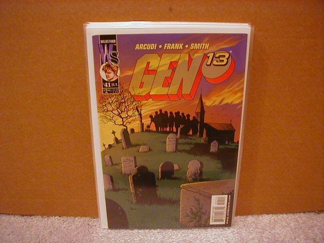 GEN 13 #41 VF (1995)