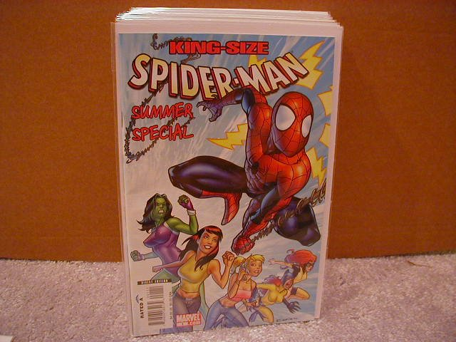 KING-SIZE SPIDER-MAN SUMMER SPECIAL #1 NM (2008)