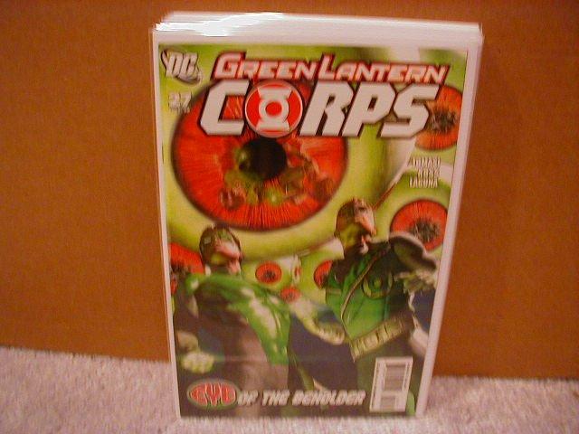 GREEN LANTERN CORPS #27 NM (2008)