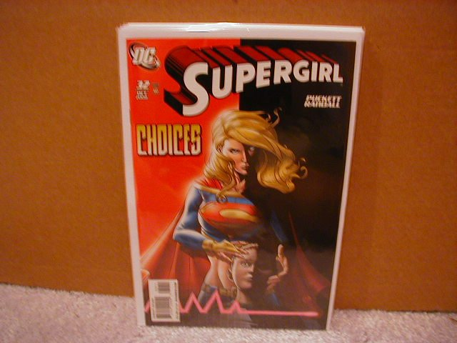 SUPERGIRL #32 NM (2008)