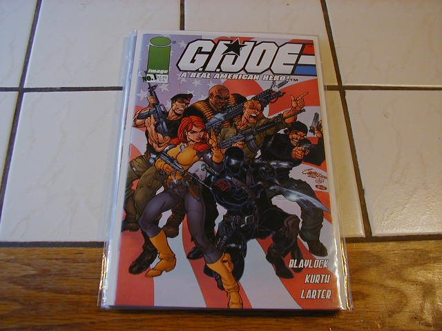 G.I. JOE #1  NM (2008) *IMAGE*