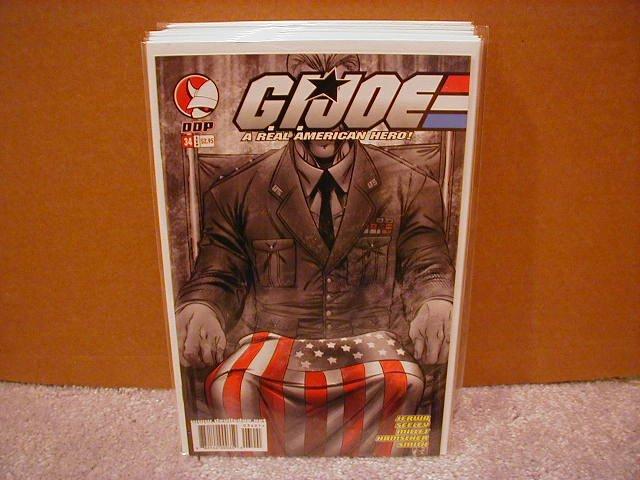 G.I. JOE #34 VF/NM  *DDP*
