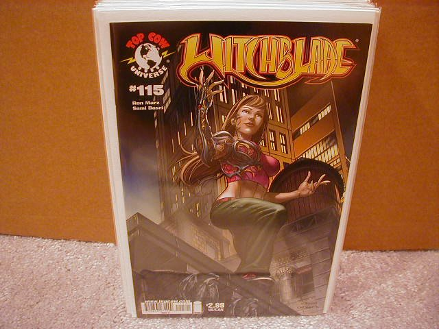 WITCHBLADE #115 �A� NM (2008)