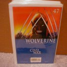 WOLVERINE #47 NM (2007)  **CIVIL WAR**