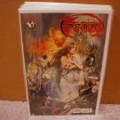 """FIRST BORN #3 """"A"""" COVER NM WITCHBLADE/DARKNESS"""