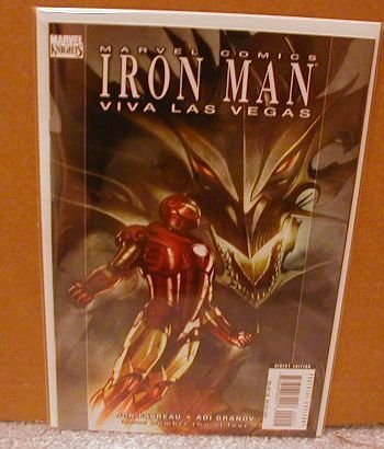 IRON MAN VIVA LAS VEGAS #2  NM(2008)