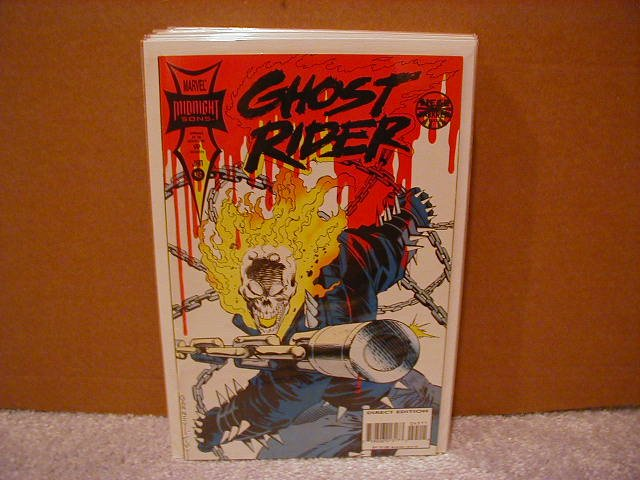 GHOST RIDER #45 VF/NM (1990)