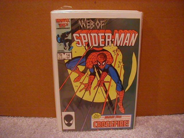 WEB OF SPIDER-MAN #14 VF/NM