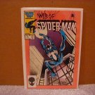 WEB OF SPIDER-MAN #22 VF/NM