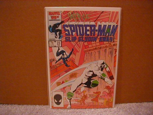 WEB OF SPIDER-MAN #23 VF/NM