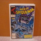 WEB OF SPIDER-MAN #40 VF+
