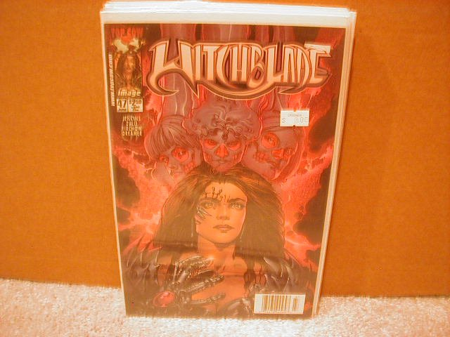 WITCHBLADE #47 VF/NM