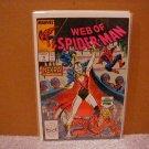 WEB OF SPIDER-MAN #46 VF