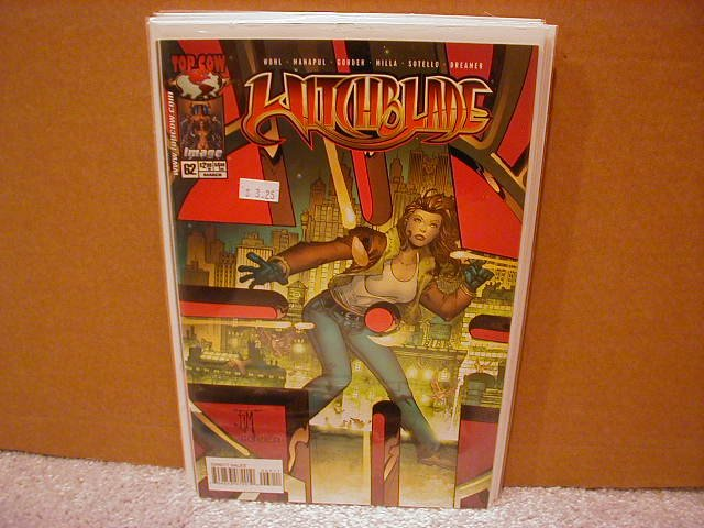 WITCHBLADE #62 VF/NM