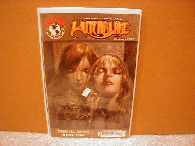 WITCHBLADE #102 VF/NM
