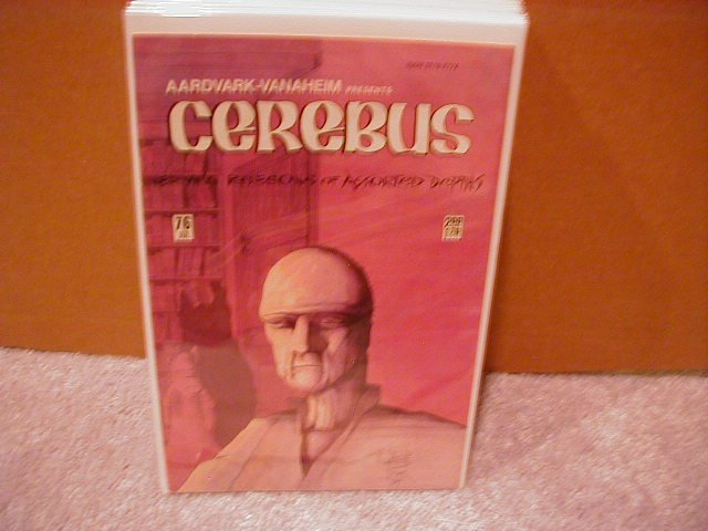 CEREBUS #76 VF