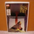 IMMORTAL IRON FIST #18 NM (2008)