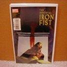 IMMORTAL IRON FIST #18 NM (2008)