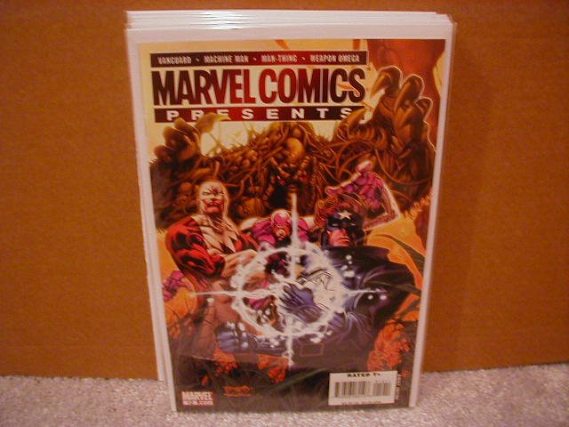 MARVEL COMICS PRESENTS #12 NM (2008)