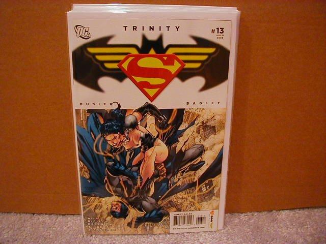 TRINITY #13 NM (2008)