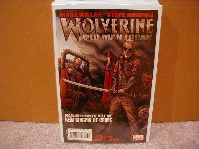 WOLVERINE #68 NM (2008) **OLD MAN LOGAN**