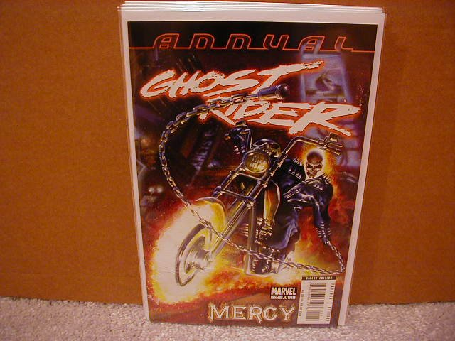 GHOST RIDER ANNUAL #2  NM (2008) **MERCY**