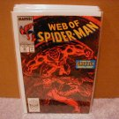 WEB OF SPIDER-MAN #58 VF