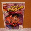 WEB OF SPIDER-MAN #71 F/VF