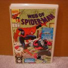 WEB OF SPIDER-MAN #81 VF/NM