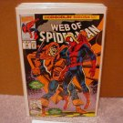 WEB OF SPIDER-MAN #94 VF-