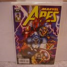 MARVEL APES #1 NM (2008)