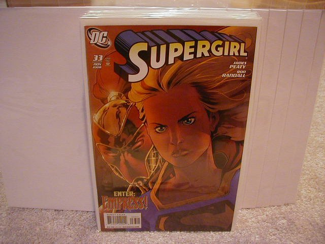 SUPERGIRL #33 NM (2008)