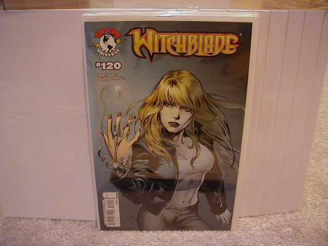WITCHBLADE #120 NM (2008) �B� COVER