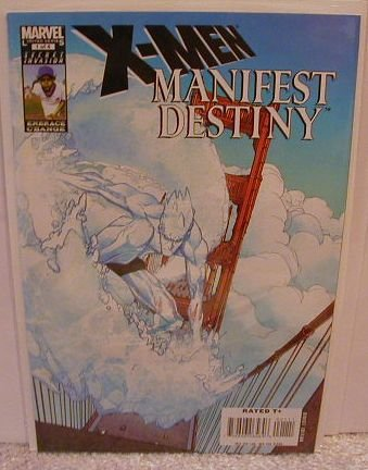 X-MEN MANIFEST DESTINY #1 NM (2008)