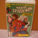 WEB OF SPIDER-MAN #113 VF- GAMBIT