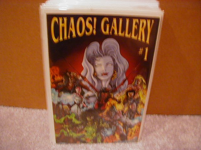 CHAOS! GALLERY #1 VG/FN