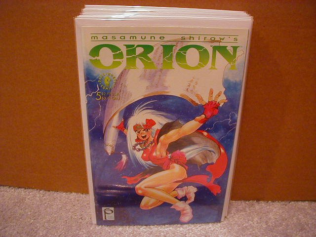 ORION #5 VF/NM   *DARK HORSE*