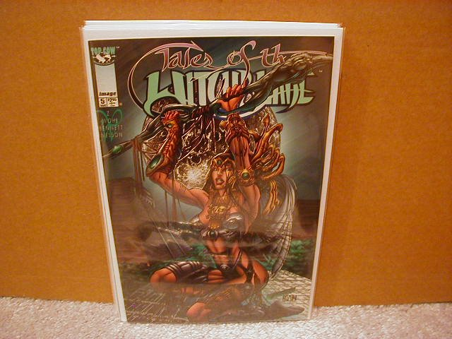 TALES OF WITCHBLADE #5 VF/NM  *IMAGE*