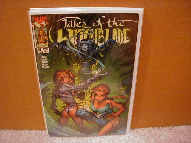 TALES OF WITCHBLADE #9 VF/NM  *IMAGE*