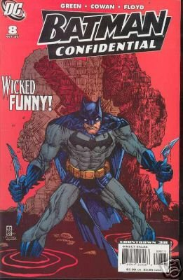 BATMAN CONFIDENTIAL #8 JOKER'S ORIGIN NM (2007)