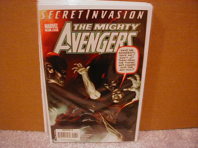 MIGHTY AVENGERS #17 NM (2008) SECRET INVASION