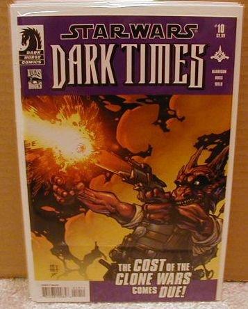 STAR WARS DARK TIMES #10 VF//NM