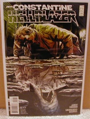 HELLBLAZER #247 NM (2008)