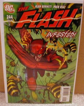 FLASH #244 NM (2008)