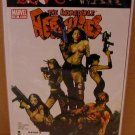 INCREDIBLE HERCULES #121 NM (2008) LOVE & WAR