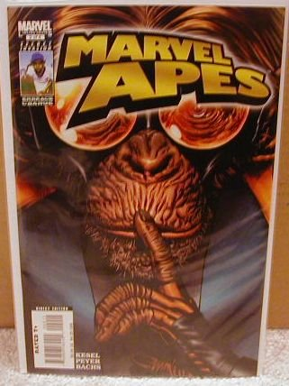 MARVEL APES #2 NM (2008)