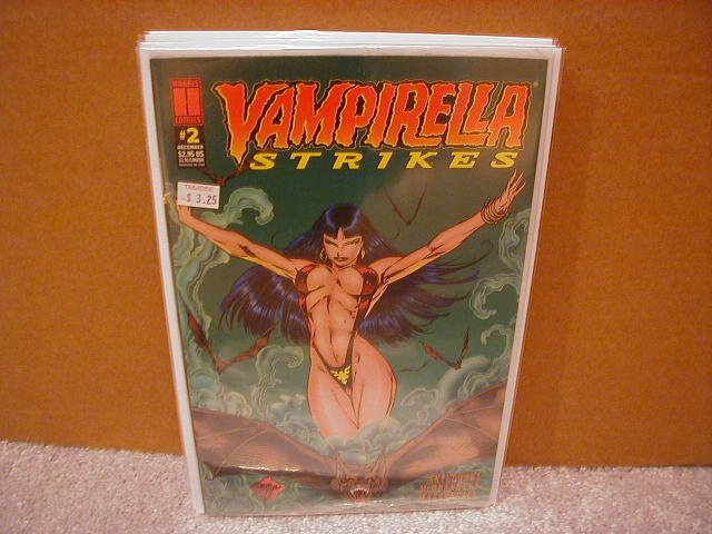 VAMPIRELLA STRIKES #2