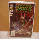 SKAAR SON OF HULK PRESENTS THE SAVAGE WORLD OF SAKAAR ONE-SHOT NM (2008)
